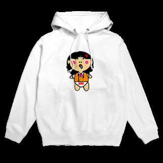 オリジナルデザインTシャツ SMOKIN'のOL赤ちゃん Hoodies