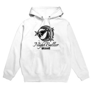 NightBaller Hoodies