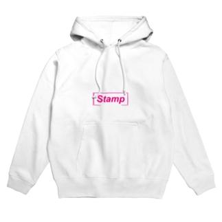 Stamp Hoodies
