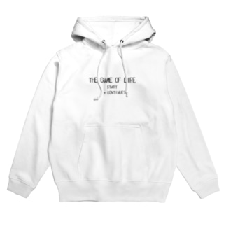 THE GAME OF LIFE Hoodies
