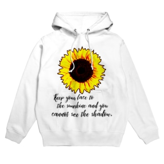 sunflower② Hoodies