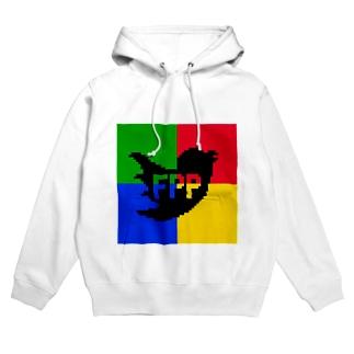 FPP (ファンキーパーティーピーポー) Hoodies