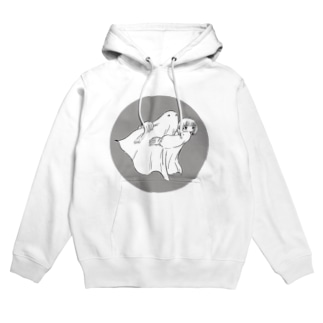WITH OBAKE Hoodies