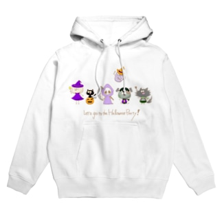 Let's go to the Halloween Party! Hoodie