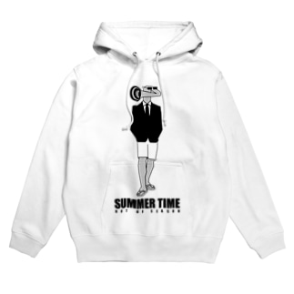 SUMMER TIME Hoodies