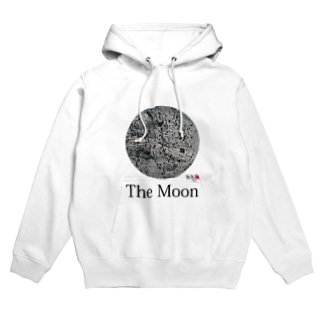 THE MOON-Nijimaro Hoodies