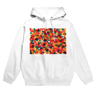 秋 autumn Hoodies