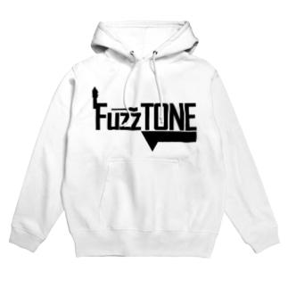 FuzzTONE -black- Hoodies
