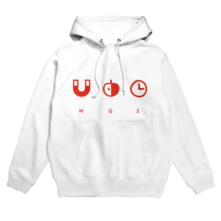 N.G.S  Red Hoodies