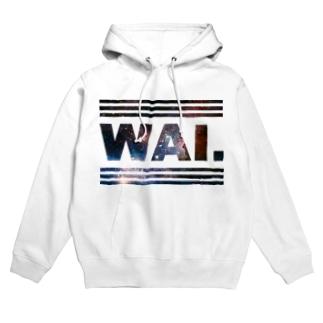 WAIパーカー(コスモ) Hoodies