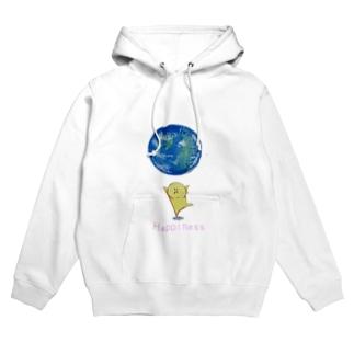 地球 Hoodies