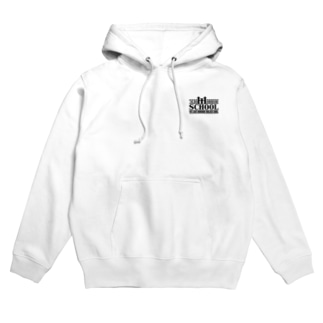 Horror Holic School LOGO GOODS Hoodies