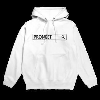 プロニート公式ネットショップのPRONEETで検索  Hoodies