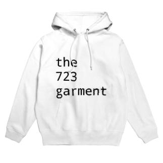 the723garment ロゴ入りグッズ Hoodies