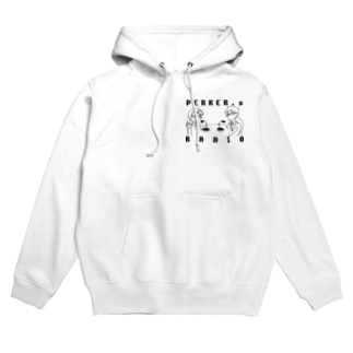『PERKER.s RADIO』 Hoodies