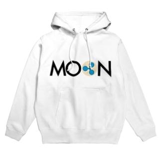 MOON XRP Hoodies