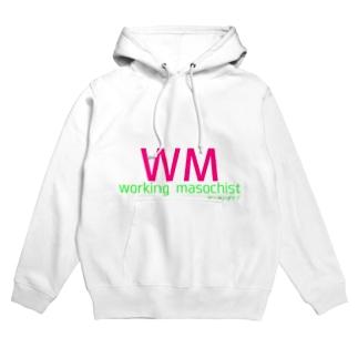 WM(ワーキングマゾ) Hoodies