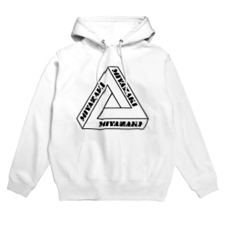 TRIANGLE Hoodies