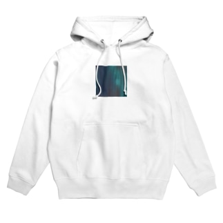 WALL emerald Hoodies