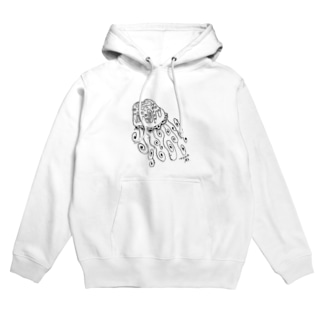 Jelly Fish. Hoodies
