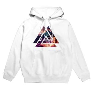 NGeneration Triangle Hoodies