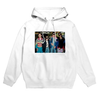 90s kids Hoodies