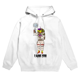 IN OTHER WORDS Hoodies