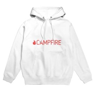 CAMPFIRE Hoodies