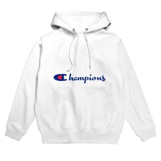 Champions Hoodies