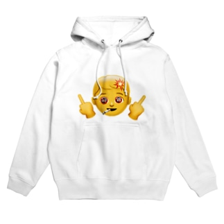 小学生level100 Hoodies