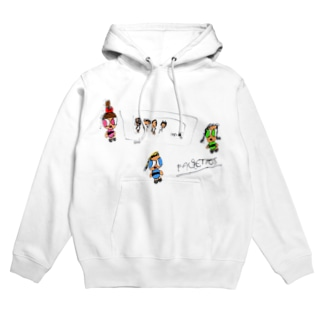FwithPPG Hoodies