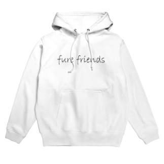 fure friends Hoodies