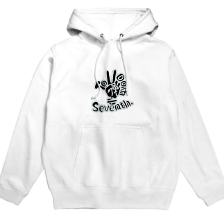 To Dom Seventh.(ツードムセブンス) グッズ Hoodies