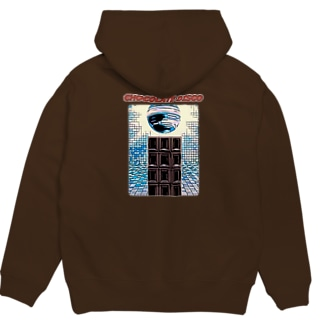 CHOCOLATE DISCO Hoodies