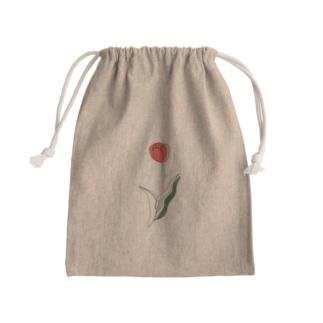 tulip. Kinchaku