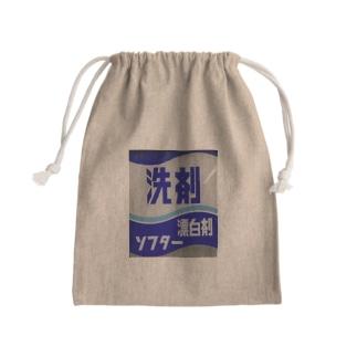 洗剤、漂白剤 Kinchaku
