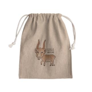 サイガくん Saiga Antelope Kinchaku