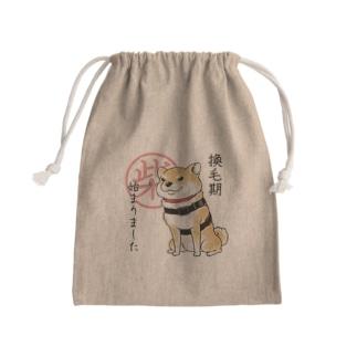 換毛期/キリッ(赤柴) Kinchaku