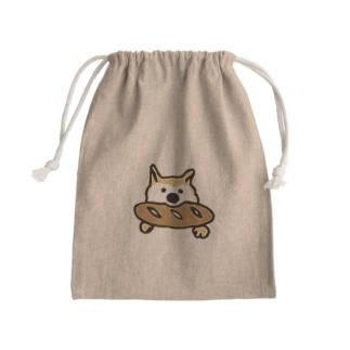 パンをくわえる犬② Kinchaku