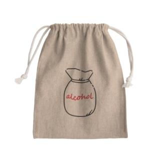 shirushiの酒袋 Kinchaku