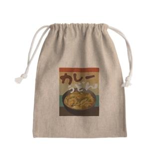 みにゃ次郎の懐かしいカレーうどんパッケージ Kinchaku