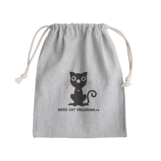 ©︎Nerd Cat Program++ Kinchaku