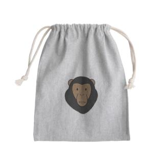 チンパンジー Kinchaku