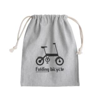 折りたたみ自転車 Kinchaku