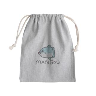 MANBOU(色付き) Kinchaku