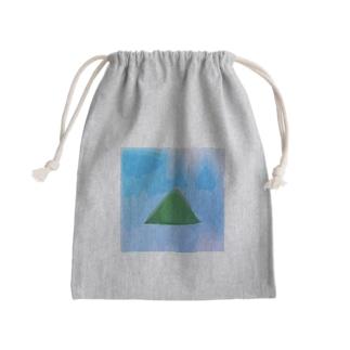 太白山のピラミッド Kinchaku
