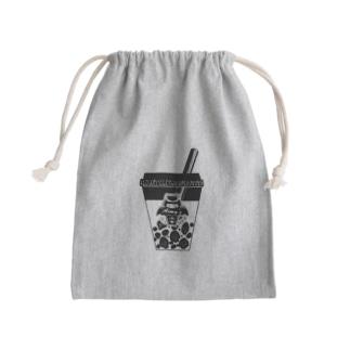 Mai AimheartのGoth Tea Shop巾着 Kinchaku