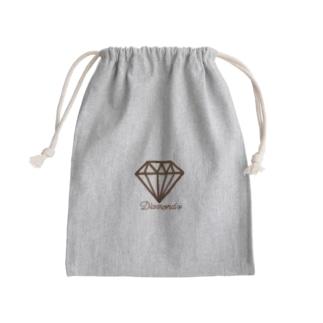 キラキラダイヤモンドシリーズ D Kinchaku