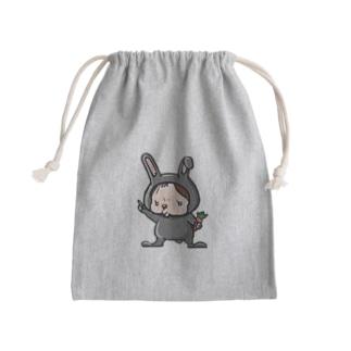 ウサギのマーちゃん  Kinchaku
