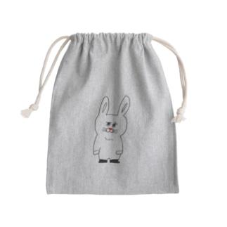 うったえるウサギ Kinchaku